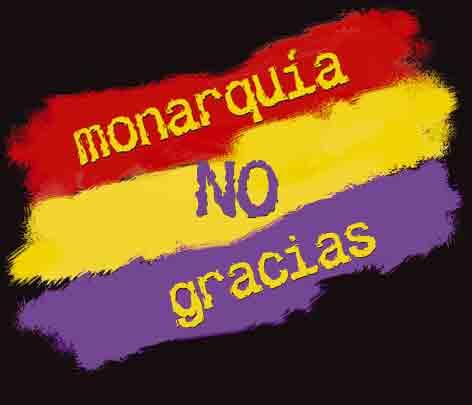 El apoyo a la monarquía no llega al 50%, panel elaborado  CTXT / ELECTOMANÍA