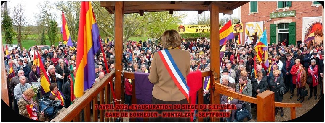 Resultado de imagen de republicanos españoles en francia
