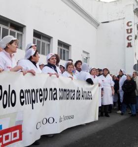 PROTESTA CONTRA O PECHE DE CUCA VILAXOÁN /