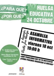 educacionhuelga24102013