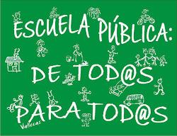 Somos educación pública