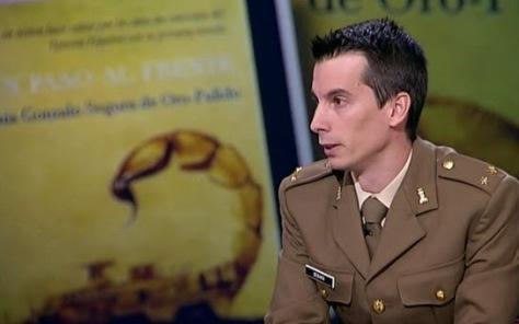 El Teniente Luis Gonzalo Segura