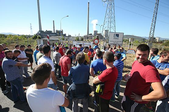Los municipios mineros de León y Palencia llevarán la lucha minera a Europa