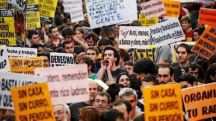 España entre los países con más trabajadores jóvenes pobres