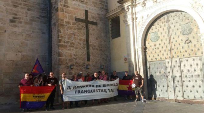 El Ayto de Cuenca aprueba una moción para la retirada de los símbolos franquistas