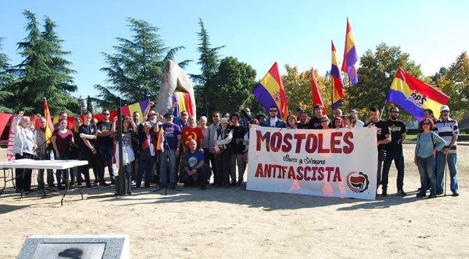 Móstoles: Celebrado el homenaje a las BBII en el 80 aniversario de su creación
