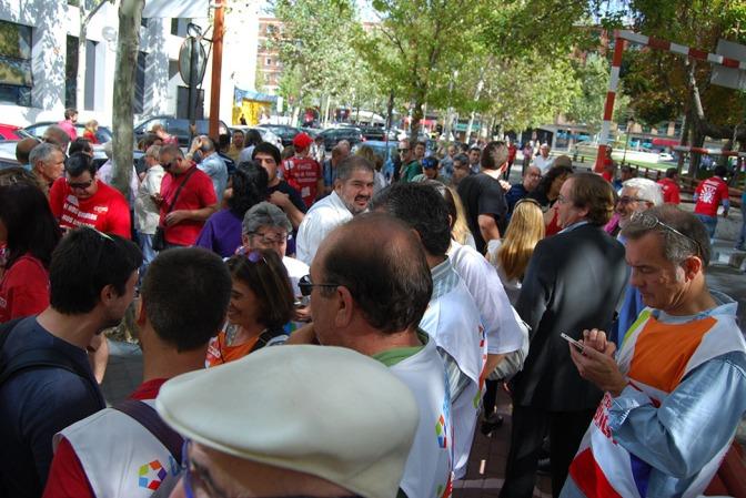 Se suspende el juicio a Juan Carlos Asenjo, delegado sindical de Coca Cola