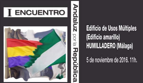 Decenas de particulares y organizaciones participarán en el I Encuentro por la República