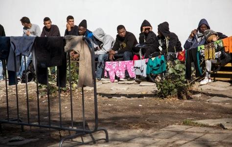 Refugiados en Ceuta