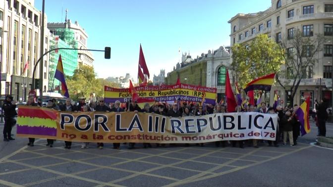 Los republicanos de salón no estuvieron en la manifestación del 6D, por Antonio González*