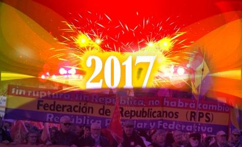 Thumbnail for ¡Por un 2017 que traiga el cambio: La III República!