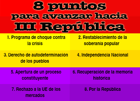 CONVOCATORIA V ENCUENTRO ESTATAL REPUBLICANO