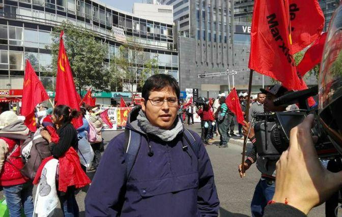 México: Comunicado desde la Union de Trabajadores de la enseñanza ante las detenciones
