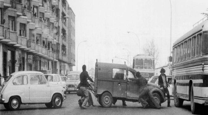 Vitoria, tres de marzo de 1976: No se olvida, no se perdona. 7 obreros asesinados y cientos de heridos