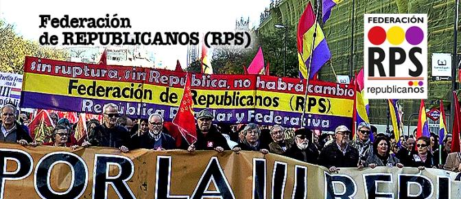 """Manifiesto 14 de Abril: ¡Sin ruptura, sin República, no habrá cambio"""""""