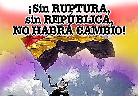 REPÚBLICA se escribe con la mano izquierda y con mayúsculas en el Estado Español, por André Abeledo*