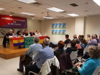 San Sebastián de los Reyes: charla
