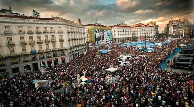 Hacia un 15M Revolucionario (II): Los partidos políticos, por J.P. Galindo