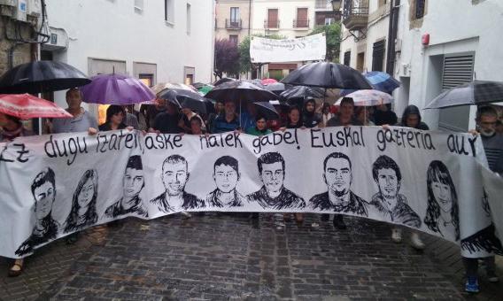 Sobre el proceso judicial contra los jóvenes de Alsasua
