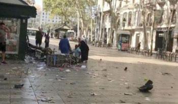 Sobre el atentado de Barcelona, comunicado del PCE(m-l)
