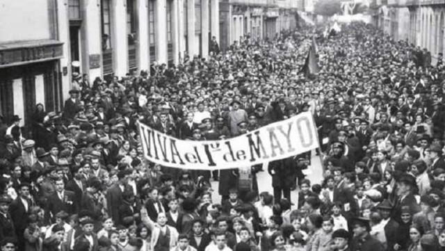 1º de Mayo, día internacional del proletariado, por J.P. Galindo