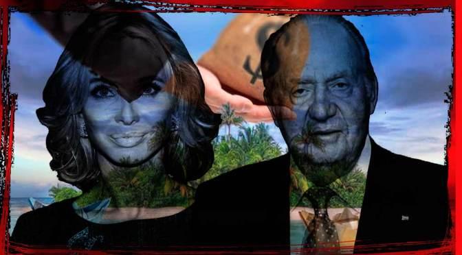 Los 'Papeles de Pandora' salpicarían a Corinna Larsen y al rey emérito Juan Carlos I