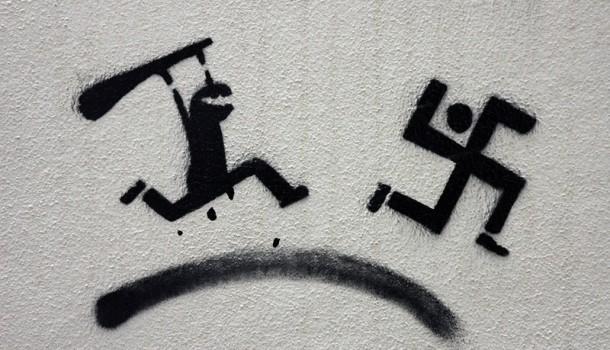 Combatir al fascismo en las calles, por César Jara