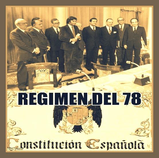 Es legal la Constitución española de 1978?