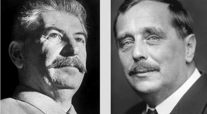 Entrevista del escritor inglés H. G. Wells a José Stalin