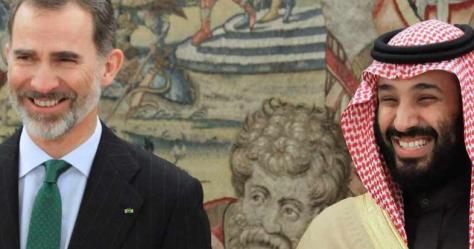 Sánchez, vigila las risas de Felipe VI, que nadie vigiló las de Juan Carlos I