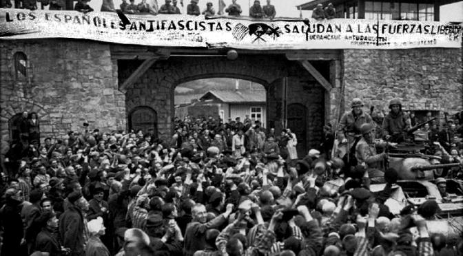 """""""Homenaje"""" a las víctimas españolas del nazismo: una farsa insultante"""